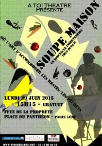 affiche-soupe-maison-29-juin-2015-fete-de-la-proprete-paris-5eme